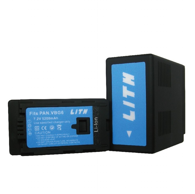 LT-VBG6 Li-ion DV Battery