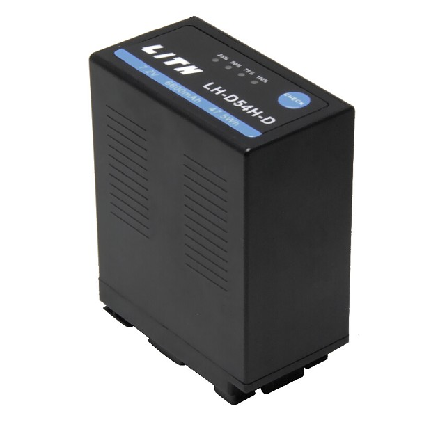 LH-D54H-D Li-ion DV Battery