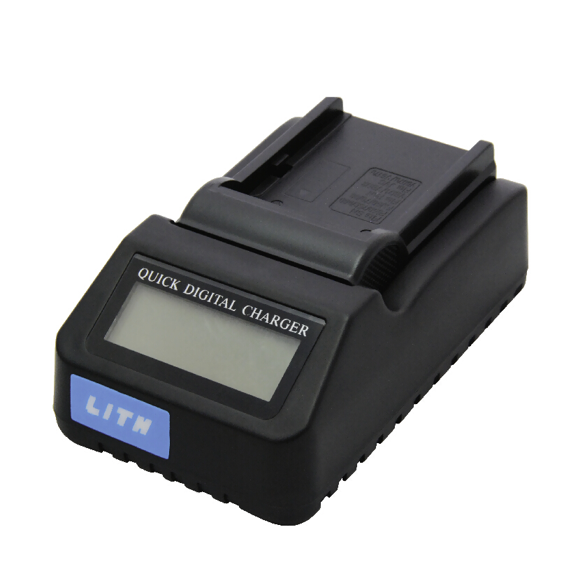 Thd P Digital Battery Charger For For Panasonic Cga Series